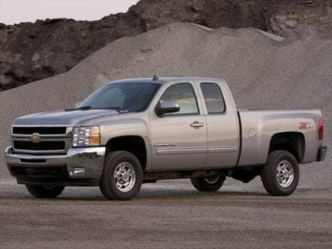 2009 Chevrolet Silverado 3500 HD Extended Cab Work Truck Pickup 4D 8 ft  photo