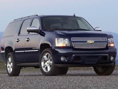 2009 Chevrolet Suburban 1500 Pricing Ratings Reviews Kelley