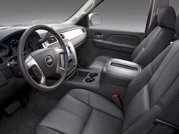 2009 Chevrolet Tahoe Interior