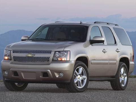 2009 Chevrolet Tahoe LS Sport Utility 4D  photo