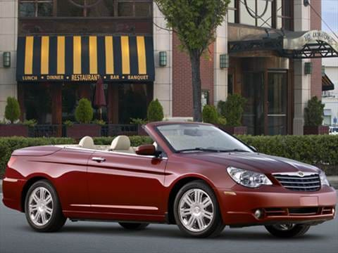 2009 Chrysler Sebring Touring Convertible 2D  photo