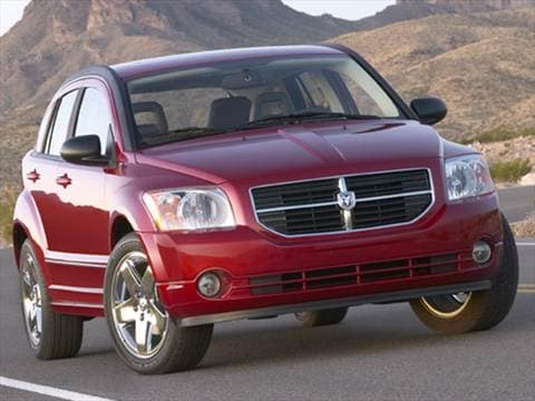 2009 Dodge Caliber SE Sport Wagon 4D  photo