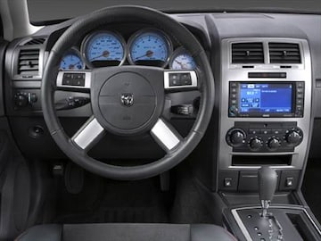 2009 Dodge Charger Exterior Interior
