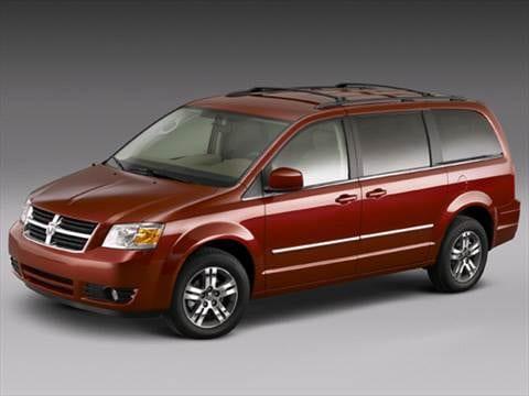 2009 Dodge Grand Caravan Penger