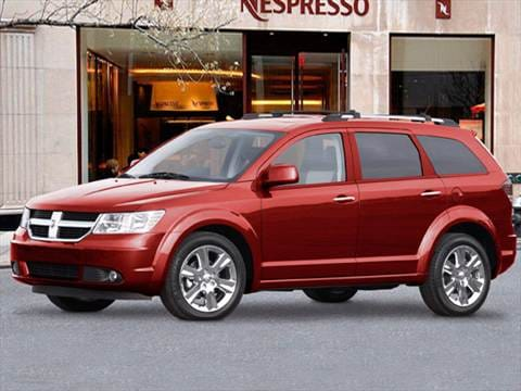 2009 Dodge Journey SE Sport Utility 4D  photo