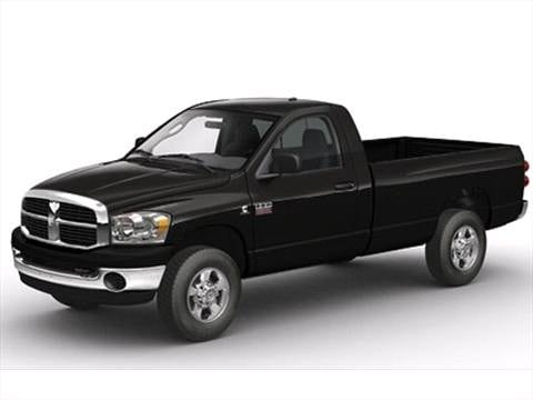 2009 dodge ram 2500 regular cab