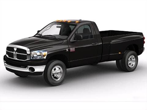 2009 dodge ram 3500 regular cab Exterior