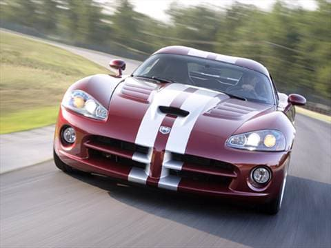 2009 Dodge Viper SRT10 Coupe 2D  photo