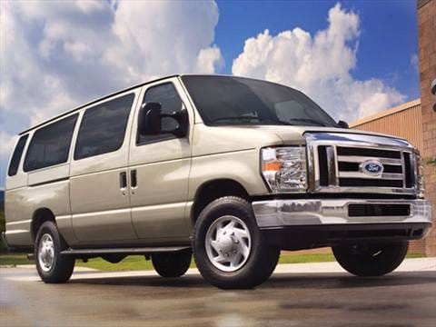 2009 ford e350 super duty passenger pricing ratings. Black Bedroom Furniture Sets. Home Design Ideas