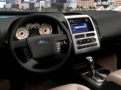 Ford Edge Exterior  Ford Edge Interior