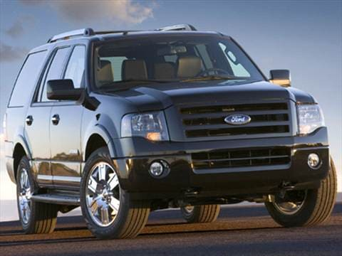 2009 Ford Expedition EL XLT Sport Utility 4D  photo