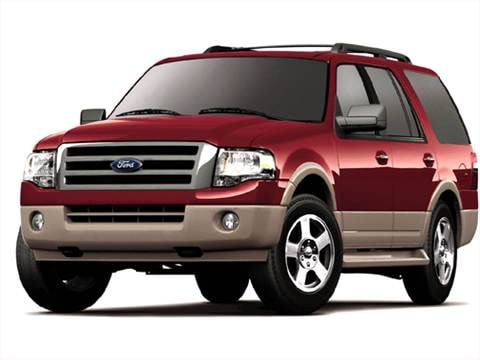2009 Ford Expedition Eddie Bauer Sport Utility 4D  photo