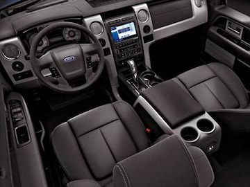 2009 Ford F150 Supercrew Cab Pricing Ratings Reviews Kelley