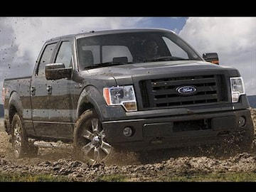 2009 ford f150 supercrew cab pricing ratings reviews. Black Bedroom Furniture Sets. Home Design Ideas