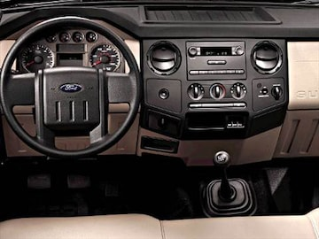 2009 ford f350 engine options