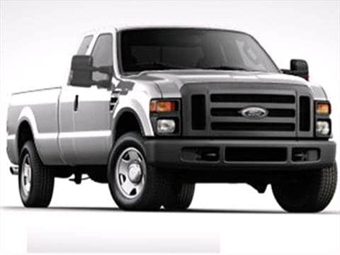 2009 Ford F350 Super Duty Super Cab XL Pickup 4D 8 ft  photo
