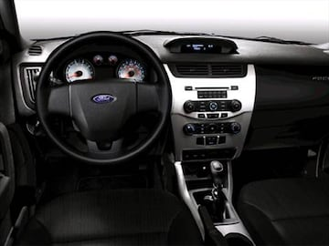 2009 Ford Focus Exterior Interior