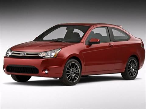 2009 Ford Focus | Pricing, Ratings & Reviews | Kelley Blue ...