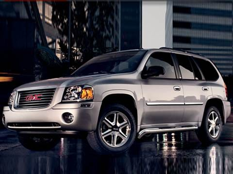 Gmc Envoy Pricing Ratings Reviews Kelley Blue Book
