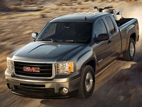 2009 gmc sierra 1500 extended cab Exterior