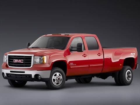 2009 gmc sierra 3500 hd crew cab pricing ratings reviews kelley blue book