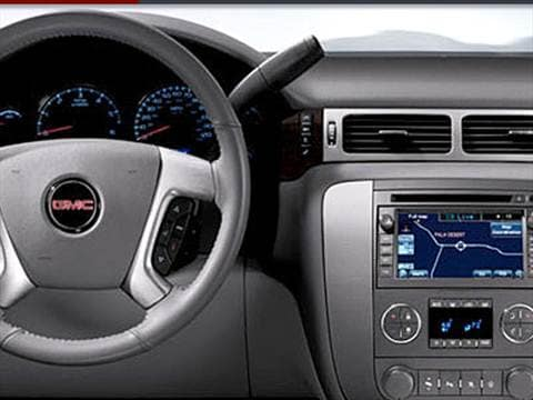 2009 gmc yukon xl 1500 Interior