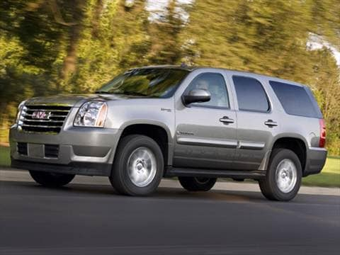 2009 GMC Yukon Hybrid Sport Utility 4D  photo