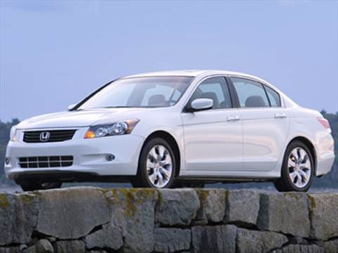2009 Honda Accord LX Sedan 4D  photo