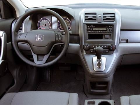 2009 honda cr v Interior
