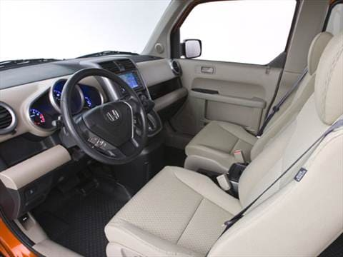 2009 honda element Interior