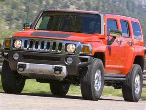 2009 Hummer H3 Pricing Ratings Reviews Kelley Blue Book
