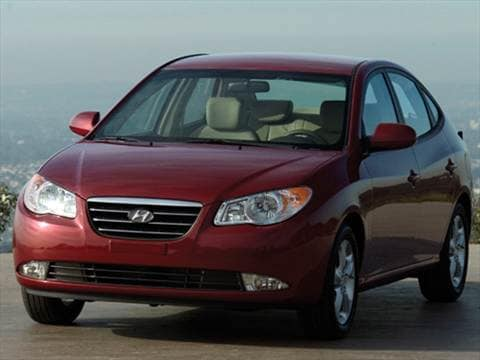 2009 Hyundai Elantra Pricing Ratings Amp Reviews Kelley Blue Book