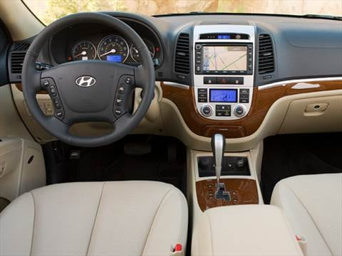 2009 Hyundai Santa Fe Pricing Ratings Amp Reviews