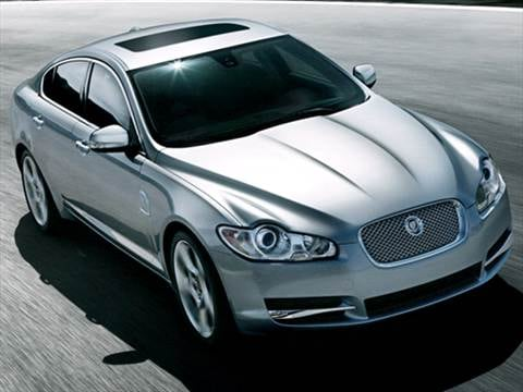 2009 jaguar xf price