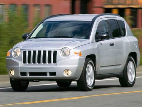 2009 Jeep Compass Pricing Ratings Reviews Kelley Blue Book