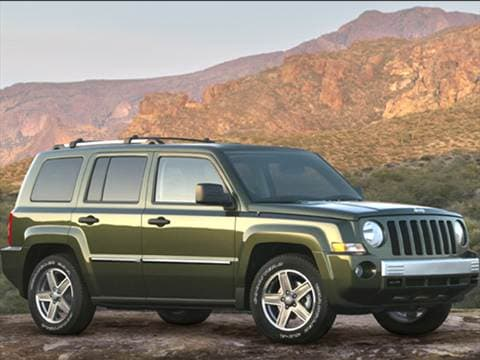 2009 Jeep Patriot Sport Utility 4D  photo