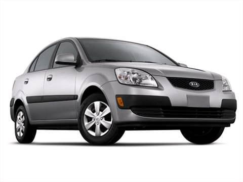 2009 kia rio pricing ratings reviews kelley blue book. Black Bedroom Furniture Sets. Home Design Ideas