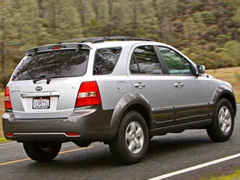 2009 kia sorento sport utility 4d pictures and videos. Black Bedroom Furniture Sets. Home Design Ideas