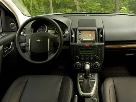 2009 land rover lr2 Interior