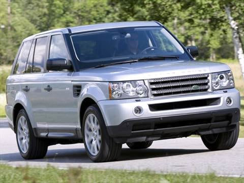 2009 land rover range rover sport pricing ratings reviews
