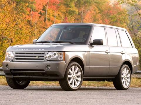 2009 Land Rover Range Rover Supercharged Sport Utility 4D  photo