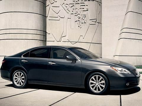 2009 Lexus Es Pricing Ratings Reviews Kelley Blue Book