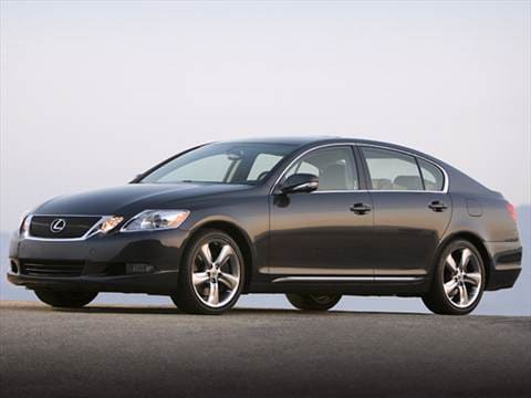 2009 Lexus GS GS 350 Sedan 4D  photo