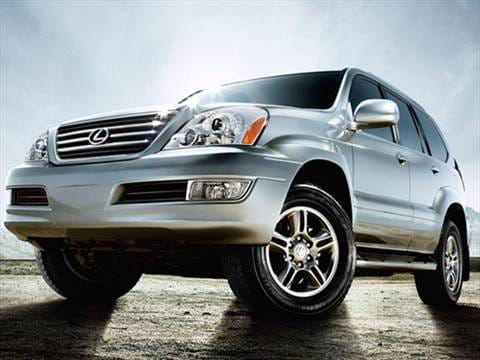 2009 Lexus GX GX 470 Sport Utility 4D  photo