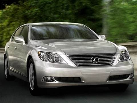 2009 lexus ls pricing ratings reviews kelley blue book. Black Bedroom Furniture Sets. Home Design Ideas