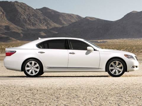 2009 Lexus LS LS 600h L Sedan 4D  photo