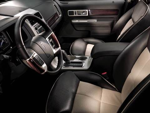 2009 Lincoln Mkx Pricing Ratings Reviews Kelley Blue Book