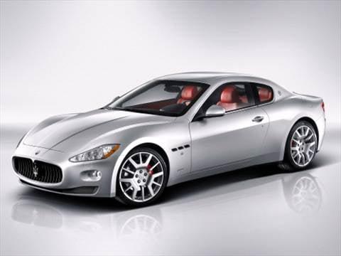 Maserati granturismo 2009 specs