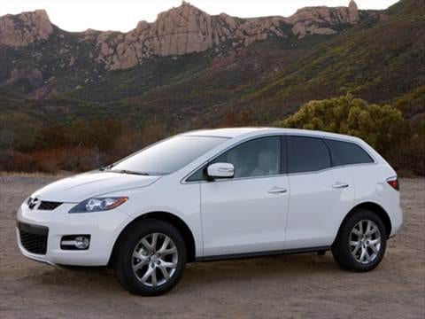 2009 Mazda CX-7 Sport SUV 4D  photo