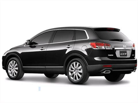 2009 mazda cx 9 pricing ratings reviews kelley blue. Black Bedroom Furniture Sets. Home Design Ideas